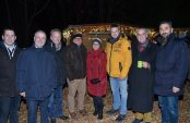 Adventzauber im Schlosspark eröffnet
