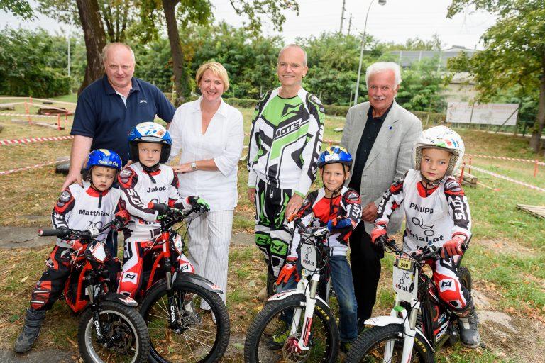 20150915 Eröffnung Fahrrad- und Elektro-Trial-Platz foto_dusek (1)
