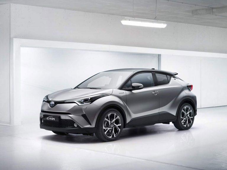 (c) Toyota
