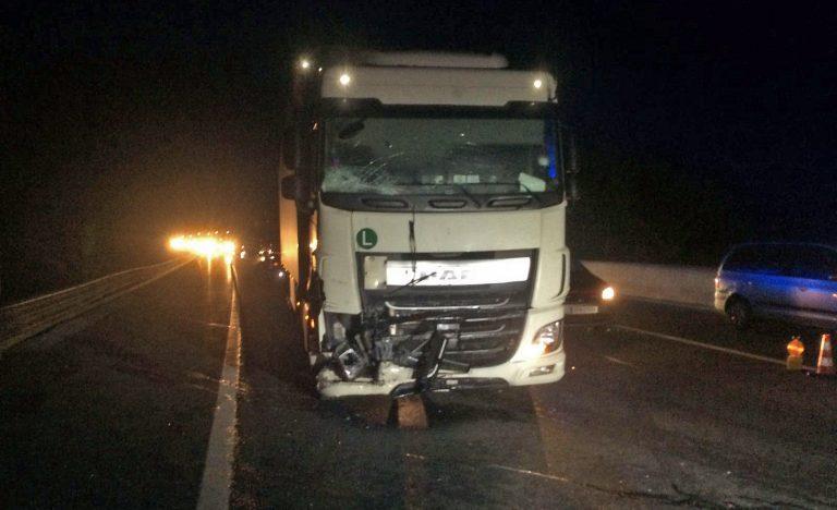 20180528 Verkehrsunfall A21 Bereich Hochstraß Bezirk Baden Fo
