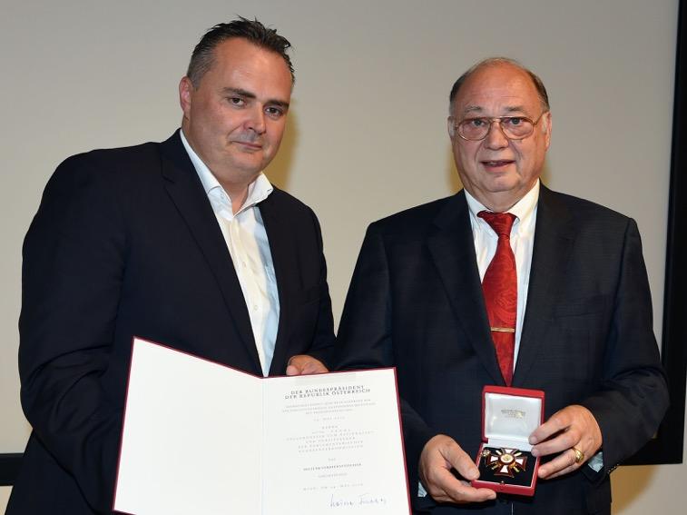 Otto Pendl Auszeichnung