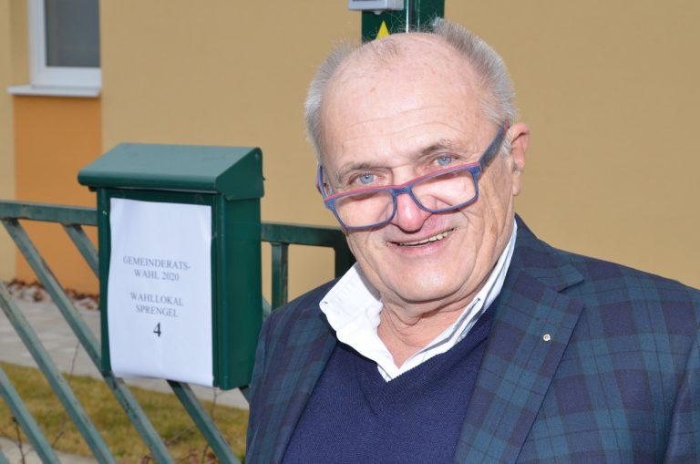 BL-Gemeinderat Mag. Josef Pilz