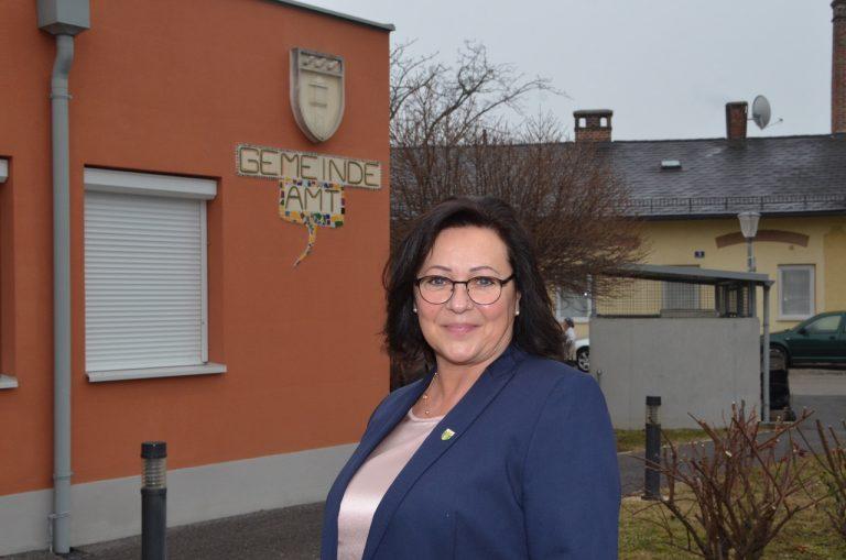 Blumau-Neurißhof: BuNT Spitzenkandidatin Andrea Komzak