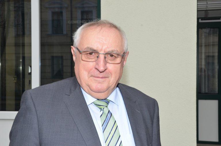Seibersdorf: Bürgermeister Franz Ehrenhofer