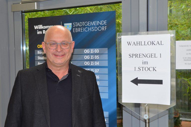 Ebreichsdorf: FP-Spitzenkandidat Stadtrat Markus Gubik