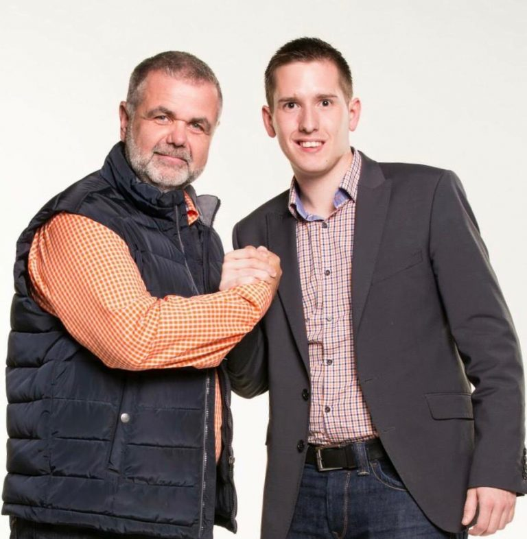 BL Stadträte Rubin und Weiner