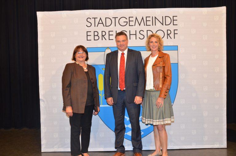 Die Grünen mit Bgm. Kocevar