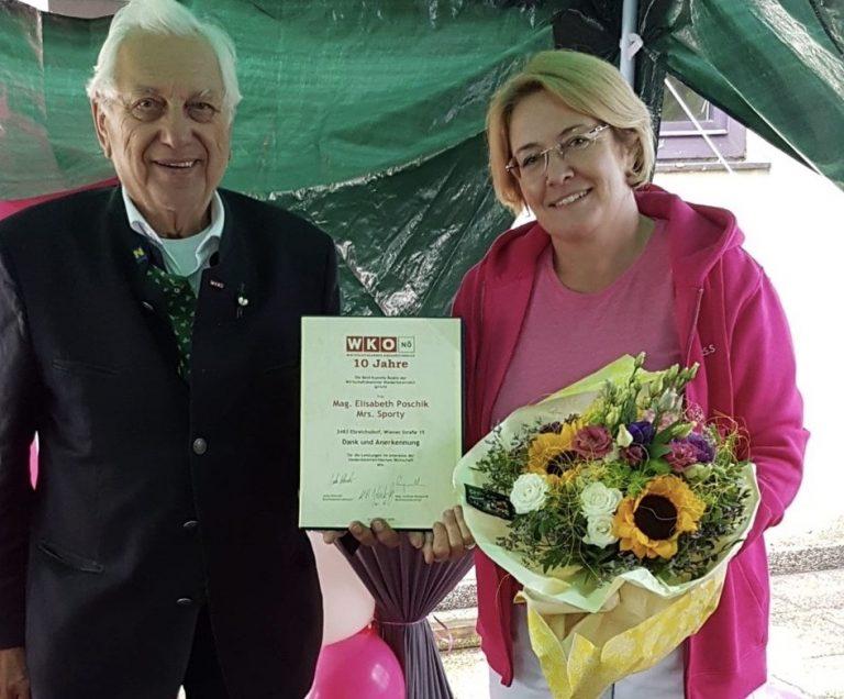 10 Jahre Mrs. Sporty Ebreichsdorf