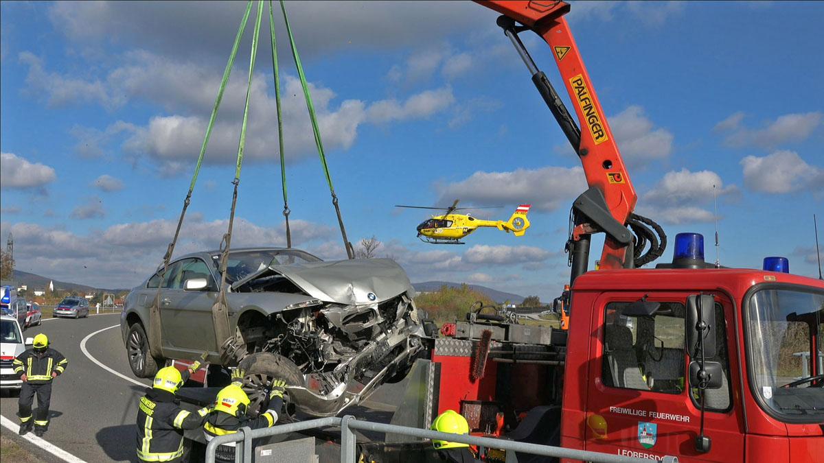 Unfallmeldungen A2