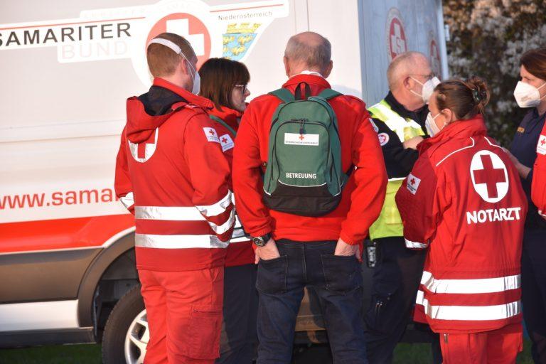 Krisenintervetionsteam im Einsatz