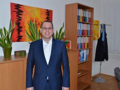 Pottendorf: Bürgermeister Ing. Thomas Sabbat-Valteiner