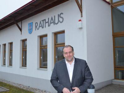 Trumau: Bürgermeister Andreas Kollross (SPÖ)