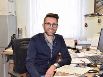 Bürgermeister René Klimes